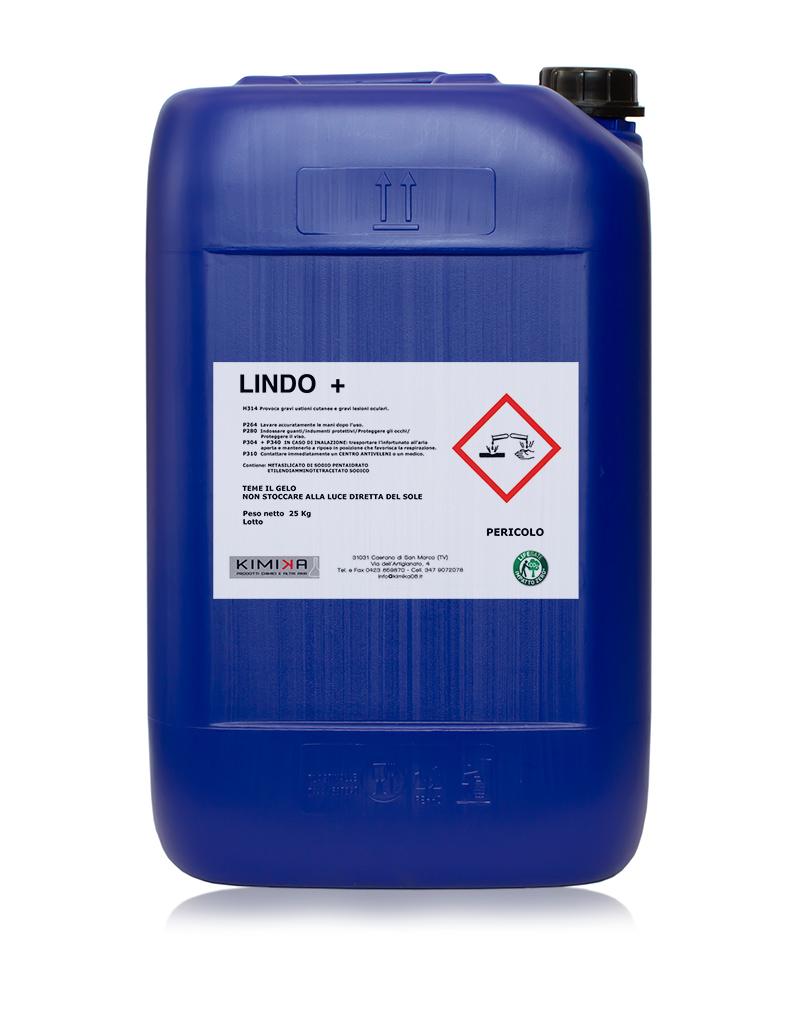 Detergente industriale alcalino - LND025