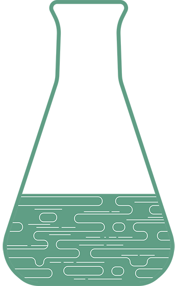 bottiglia detergente professionale