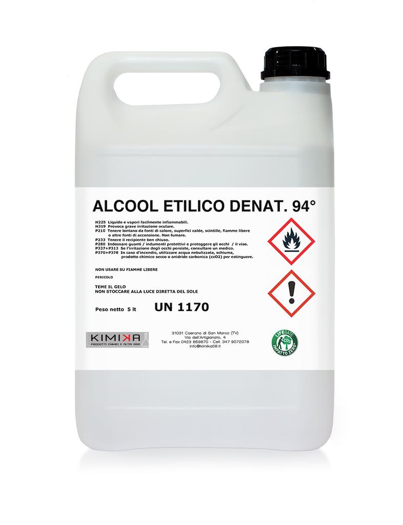 Alcool etilico denaturato - ALC005G
