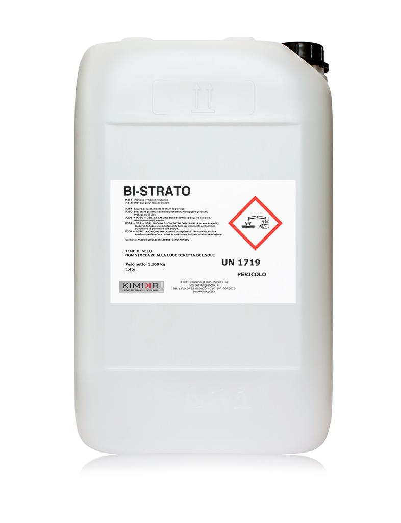 Detergente industriale - Bi-Strato BST025