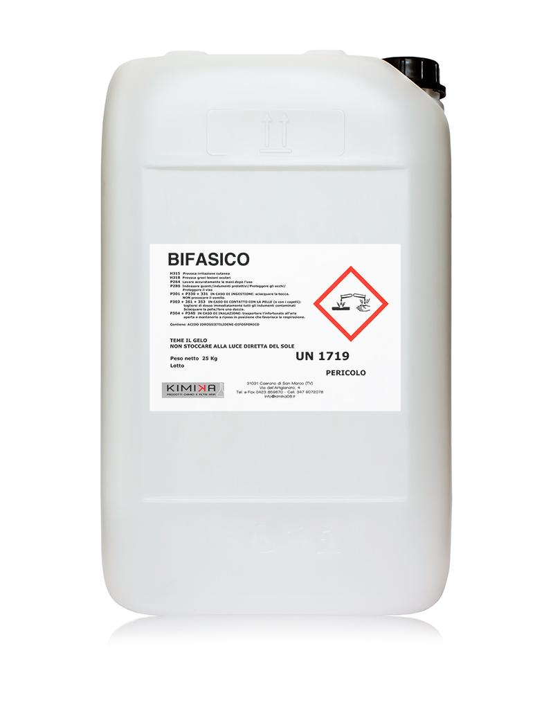 Detergente industriale - Bifasico BFS025