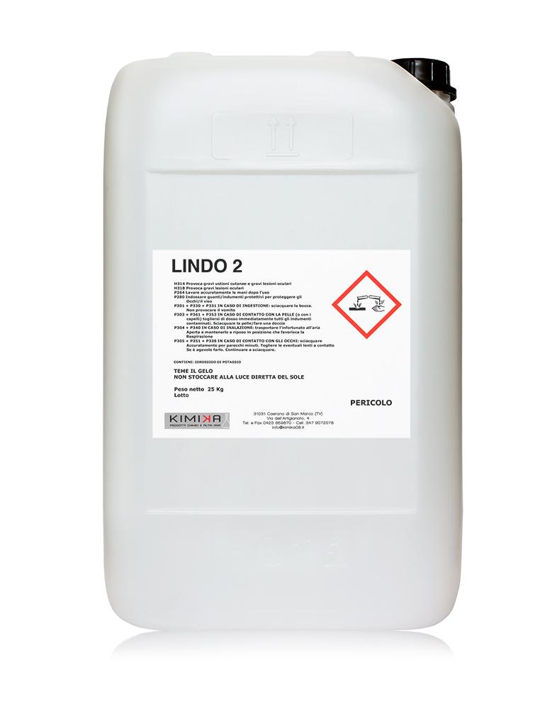 Detergente industriale alcalino - LN2025