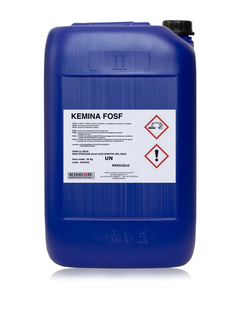 Additivo sgrassante per metalli - Kemina Fosf KFS025