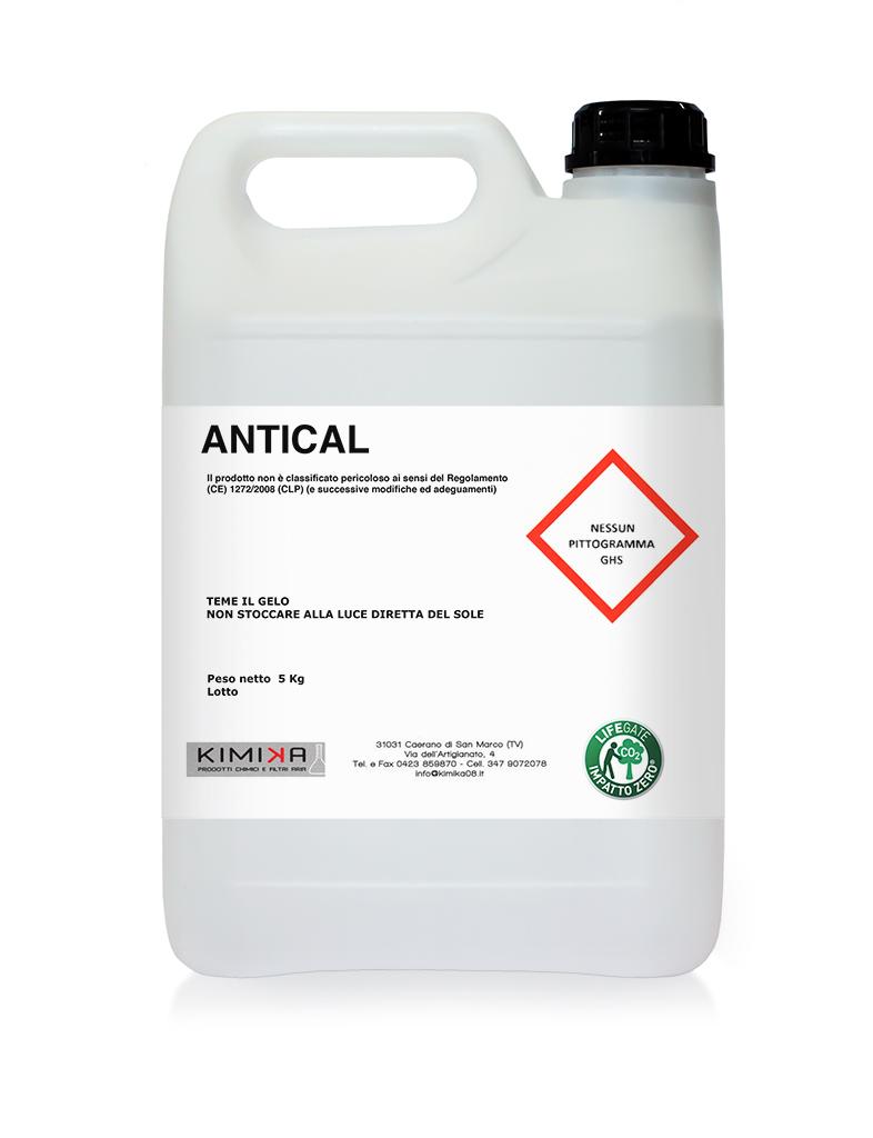 Anticalcare per lavastoviglie - Antical ANT004D