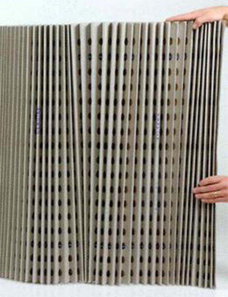 Cortine inerziali Andreae per la depurazione dell'aria