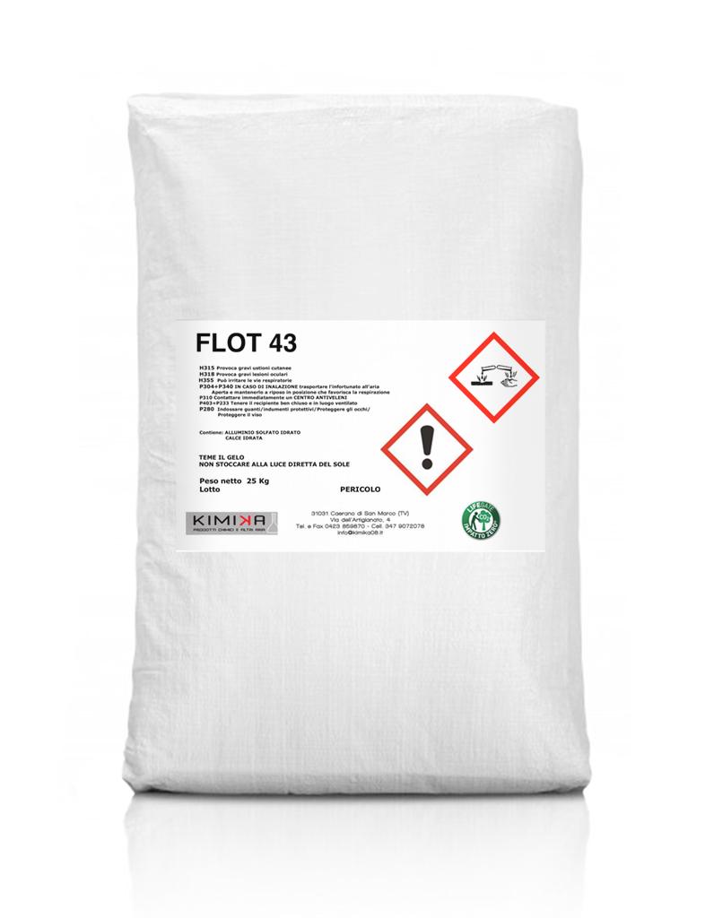 Depurazione acque - Flot 43 FLT043