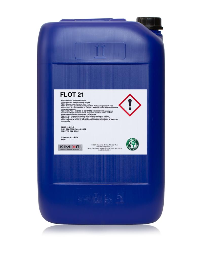 Depurazione delle acque - Flot 21 FLT021