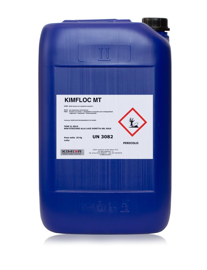 Depurazione delle acque - Kimfloc Mt KMT025