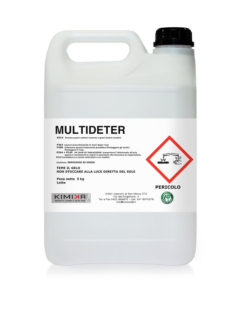 Detergente liquido multiuso - Multideter MTD007D