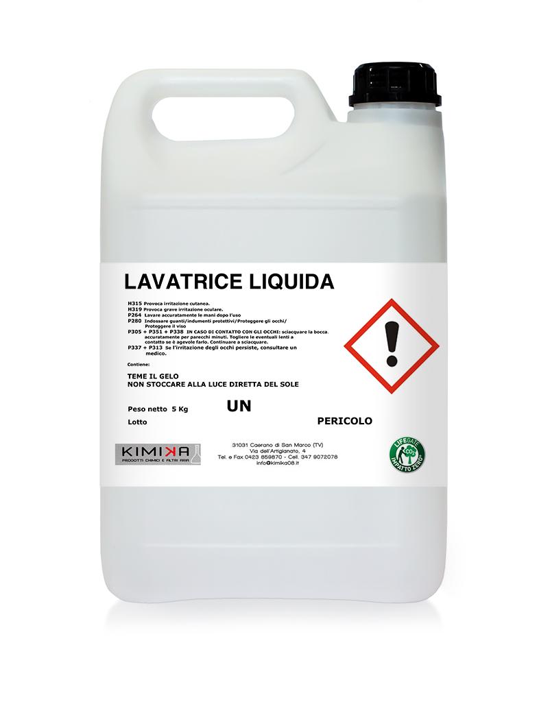Detergente per il bucato - Lavatrice Liquida LVL002D