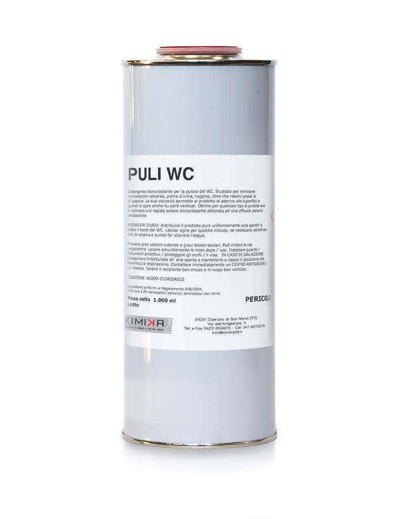 Detergente per la pulizia del wc - Puli Wc PWC020D