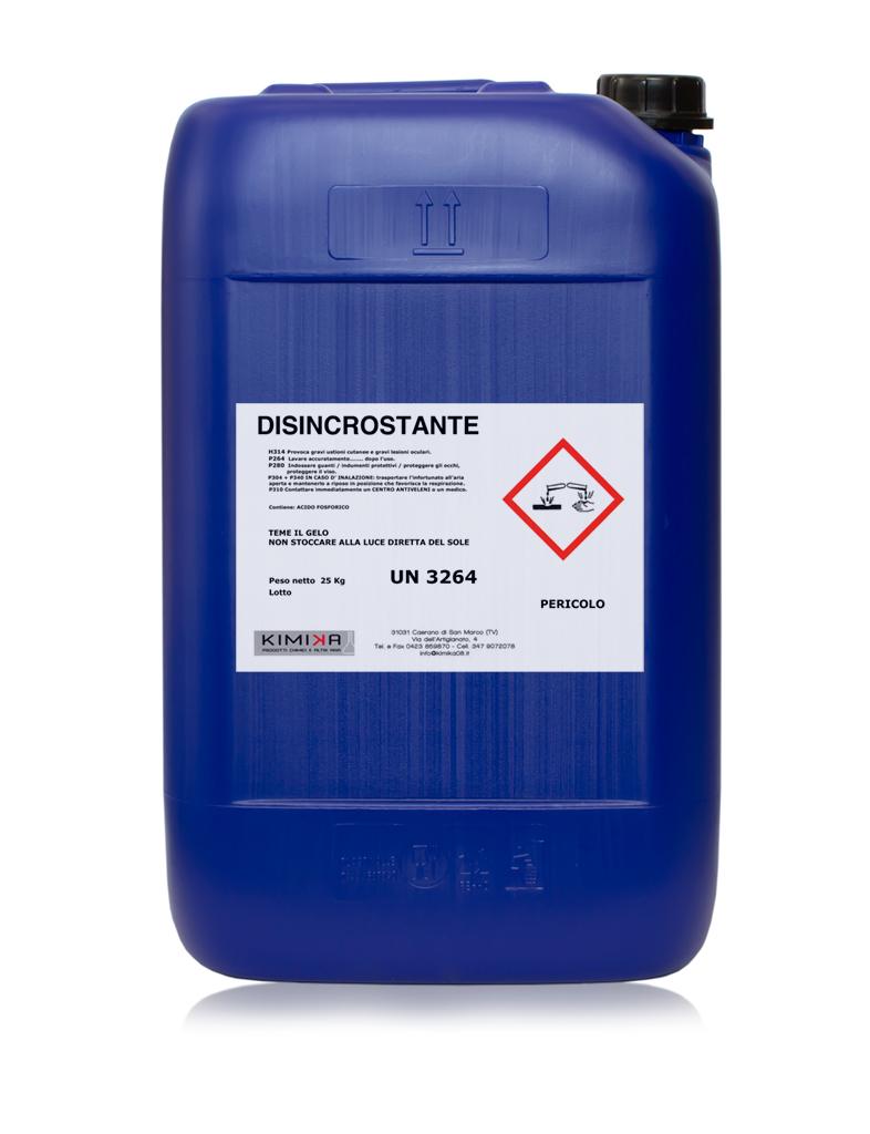 Disincrostante per impianti di verniciatura - DSC025
