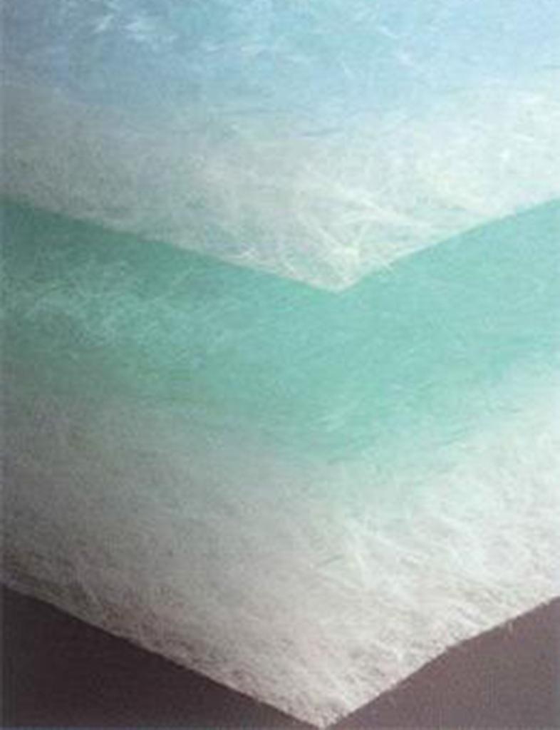 Filtri in fibra di vetro per il trattamento dell'aria