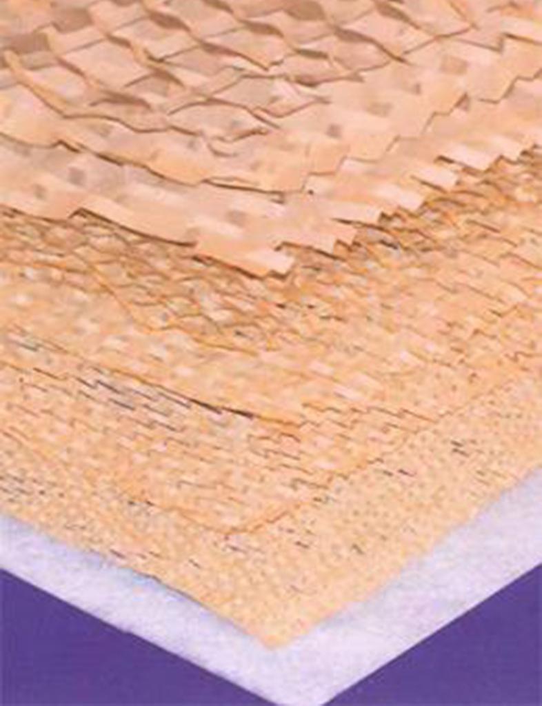 Filtri multistrato in carta craft per la depurazione dell'aria
