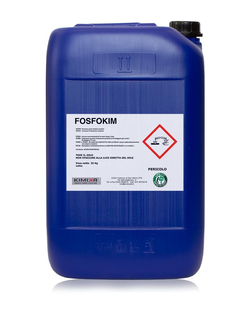 Fosfosgrassante per metalli - Fosfokim FSF025