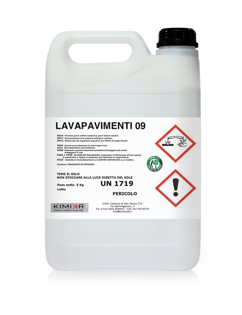 Lavapavimenti 09 - LVP009D